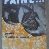 Paine ... Pentru 2 Miliarde De Oameni - Anton Zischka, 389854 - Carte veche