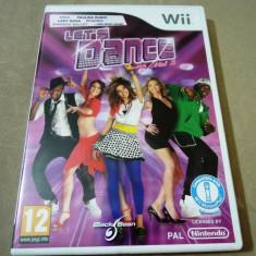 Let's Dance with Mel B, pentru Wii, original, PAL, alte sute de jocuri! - Jocuri WII Ubisoft, Simulatoare, 3+, Single player