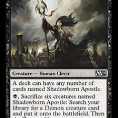 MTG Shadowborn Apostle FOIL