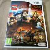 Lego Lords of the Rings, pentru Wii, original, PAL, alte sute de jocuri!