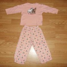 Pijama pentru fete de 3-4 ani de la schnizler, Marime: Masura unica, Culoare: Din imagine
