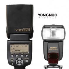 Blitz flash TTL Yongnuo YN-565 EX Flash Speedlite pentru Nikon - Blitz dedicat Yongnuo, Aparat foto digital