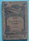 Moliere - Vicleniile Lui Scapin ( carte veche, Biblioteca Pentru Toti Nr. 624 )