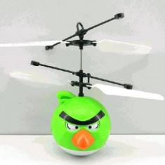 Mini Flyer Angry Birds - Elicopter de jucarie