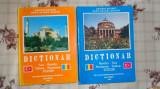 Dictionar roman - turc turc - roman an 1993-1994/329+ 353pag.- Agiemin Baubec
