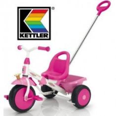 Tricicleta Kettler Happytrike Prinzessin - Tricicleta copii