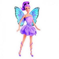 Papusa Barbie Printesa Willa - Prietenele Mariposa, 4-6 ani