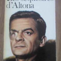 Les Sequestres D'altona - Sartre, 389878 - Carte Teatru