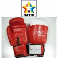Manusi Box Piele Nativ Sport 70935