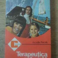Terapeutica Naturista - Arcadie Percek, 389670 - Carte Medicina alternativa
