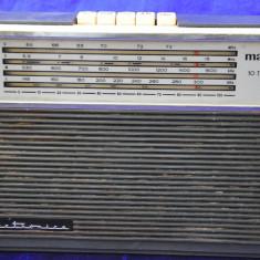 RADIO MAMAIA 3 ,ELECTRONICA ! Radio romanesc vechi, de colectie!