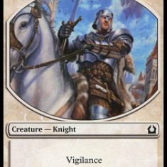 Token Knight(Return to Ravnica) x10