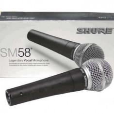 Microfon profesional cu fir SHURE SM58 PROMO