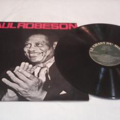 DISC VINIL LP ALBUM PAUL ROBESON FOARTE RAR!!!! STARE EXCELENTA FARA ZGIRIETURI