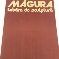 MĂGURA TABĂRA DE SCULPTURĂ/1980 - Carte sculptura