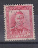 Anglia / Colonii, NEW ZEALAND, 1938,  stampilat (PB)