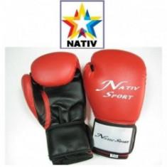 Manusi Box PVC Nativ Sport 70985