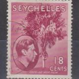 Anglia / Colonii, SEYCHELLES, 1938, stampilat (PB)