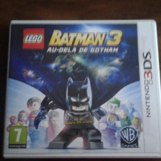 Batman 3, Nintendo 3DS.