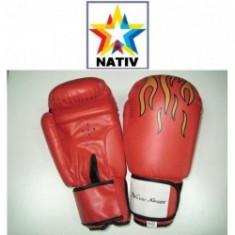 Manusi Box PVC Nativ Sport 70955