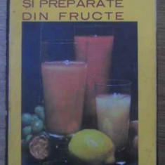 Bauturi Si Preparate Din Fructe - S. Teodorescu M. Hacighianu, 389762 - Carte Retete culinare internationale