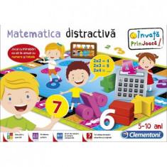 Joc Educativ - Matematica Distractiva - 60440 Clementoni