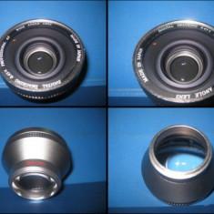 4635-Obiectiv foto-Digital imageing macro 0.45x professional Japan.