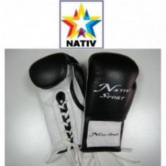 Manusi Piele Box - Nativ Sport 71000 - Manusi box
