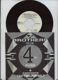 2 Brothers on the 4th Floor - Can't Help Myself (1990, ZYX) Disc vinil single 7""