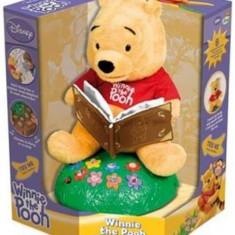 Povestitorul Winnie The Pooh - Figurina Desene animate