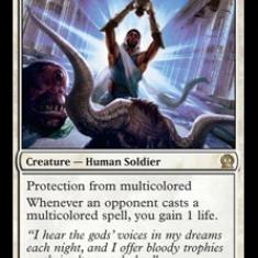 MTG Soldier of the Pantheon x4 - Cartonas de colectie