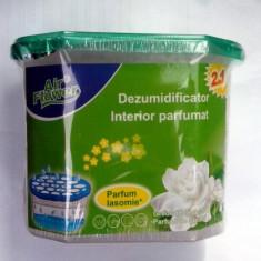 Dezumidificator, absorbant de umiditate 2 in 1 Air Flower iasomie