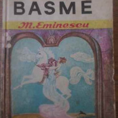 Basme - M. Eminescu, 389698 - Carte Basme