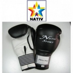 Manusi Box PVC Nativ Sport 71005