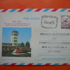 HOPCT PLIC 1474 AEROPORTUL SUCEAVA /1926-1976 LINIA AERIANA BUCURESTI-GALATI