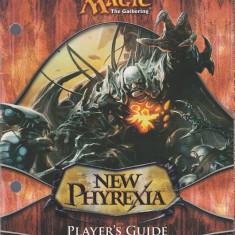 MTG catalog - New Phyrexia - Cartonas de colectie