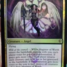 MTG Magister of Worth Promo FOIL - Colectii