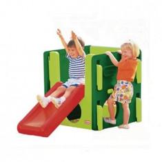 Spatiu De Joaca Junior - Little Tike447a - Tobogan copii Little Tikes