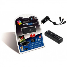 Pinnacle PCTV Hybrid Pro Stick Tuner for USB - TV-Tuner PC