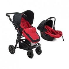 Carucior Copii Transformabil Babygo Red - Carucior copii 3 in 1 MyKids