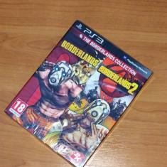 The Borderlands Collection ( Borderlands 1 + 2 ), pachet sigilat - Jocuri PS3, Actiune, 18+