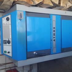 Centrala termica cu gazificare pe lemnev