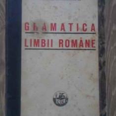 Gramatica Limbii Romane - Iorgu Iordan, 389848