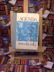 Agenda medicala '90 A4146