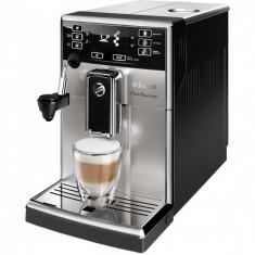 Espressor automat Philips Saeco PicoBaristo HD8924/09, Dispozitiv spumare, Functie Cappuccino, Rasnita ceramica, Autocuratare, 15 Bar, 1.8 l, Ino
