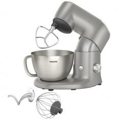 Robot de bucatarie Philips Avance Collection HR7974/00, vas 4l, blender 1.5l, 1000W