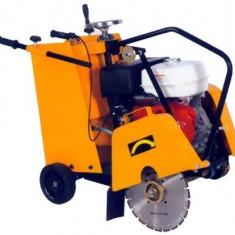Taietor beton si asfalt cu motor Honda GQR350 - Motodebitator