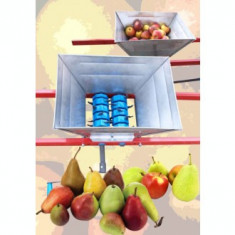 Zdrobitor manual de fructe, aprox. 200 kg/h