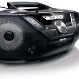 Radio cu CD Philips AZ787/12, MP3-CD, WMA-CD, 12W, Dynamic Bass Boost - Combina audio