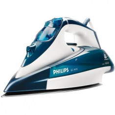 Fier de calcat Philips GC4410/02, Talpa SteamGlide, 2400 W, 350 ml